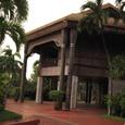 ココナッツ・パレスの建物