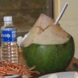 ココナッツジュース♪